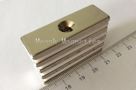 45x15x4mm com M4 neutralizado